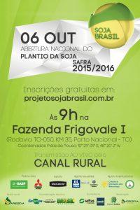 Soja Brasil_Plantio TO