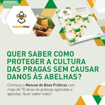 Como proteger a cultura das pragas sem causar dano às abelhas